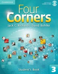 Four Corners 3: Student´s Book with CD-ROM - Jack C. Richards