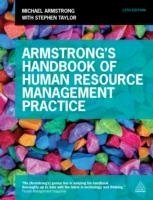 Armstrong's Handbook of Human Resource Management Practice, 13th Ed.