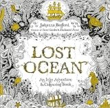 Lost Ocean: An Inky Adventure and Colouring Book