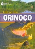 FOOTPRINT READERS LIBRARY Level 800 - LIFE ON THE ORINOCO + MultiDVD Pack