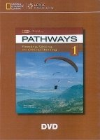 PATHWAYS READING, WRITING AND CRITICAL THINKING 1 DVD