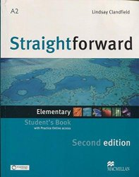 Straightforward 2nd Edition Elementary Student's Book + Webcode