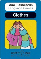 MINI FLASHCARDS LANGUAGE GAMES: CARDS Clothes