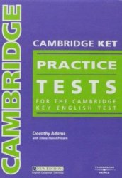 CAMBRIDGE KET PRACTICE TESTS ANSWER KEY BOOKLET
