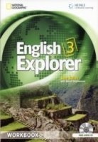 ENGLISH EXPLORER 3 WORKBOOK + WORKBOOK AUDIO CD