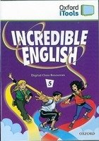 INCREDIBLE ENGLISH 5 iTOOLS CD-ROM