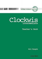 CLOCKWISE INTERMEDIATE TEACHER´S BOOK