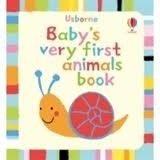 BABY´S VERY FIRST ANIMALS BOOK