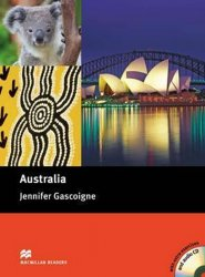 Macmillan Readers Upper-Intermediate: Cultural Reader - Australia Pk with CD - Lucie Hlavatá