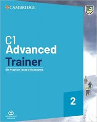 C1 Advanced Trainer 2 Six Practice Tests with answers with Audio - neuveden