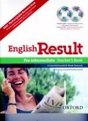 English Result Pre-intermediate Teacher´s Resource Book with DVD and Photocopiable Materials