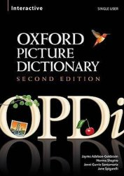 Oxford Picture Dictionary Interactive CD-ROM(single User Licence) (2nd)