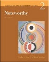 NOTEWORTHY Third Edition AUDIO CDs /5/
