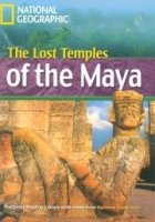 FOOTPRINT READERS LIBRARY Level 1600 - THE LOST TEMPLES OF THE MAYA + MultiDVD Pack