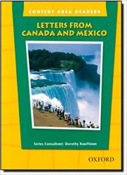 Content Area Readers Letters From Canada and Mexico - Dorothy Kauffman