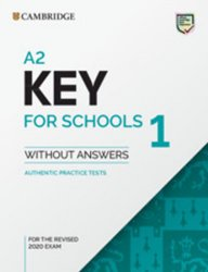 A2 Key for Schools 1 for revised exam from 2020 Student´s Book without answers