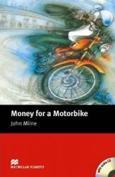 Macmillan Readers Beginner: Money for a Motorbike T. Pk with CD