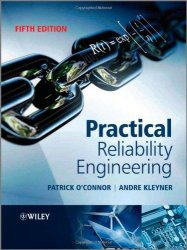 Practical Reliability Engineering 5th