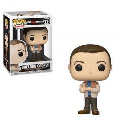 Funko POP TV: Big Bang Theory S2 - Sheldon - neuveden