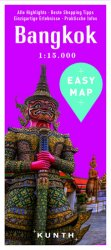 Bangkok Easy Map - neuveden