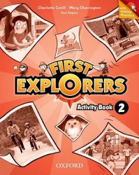 First Explorers 2 Activity Book with Online Practice - Charlotte Covill