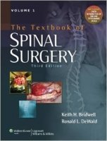 Textbook of Operative Spine Surgery 3rd Ed.