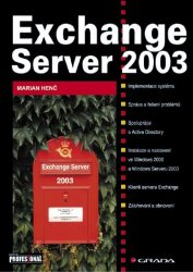 Exchange Server 2003 [E-kniha]