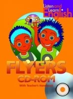 LISTEN AND LEARN ENGLISH FLYERS CD-ROM + TEACHER´S HANDBOOK PACK
