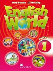 English World Level 1: Pupil´s Book - Mary Bowen