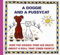 A Doggie and a Pussyca - How the Doggie tore his pants about a doll that crieed faintly - Josef Čapek