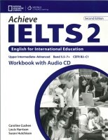 ACHIEVE IELTS 2 Second Edition WORKBOOK with AUDIO CD