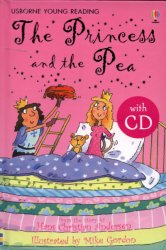 USBORNE YOUNG READING LEVEL 1: THE PRINCESS AND THE PEA + AUDIO CD PACK