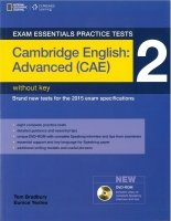EXAM ESSENTIALS PRACTICE TESTS: CAMBRIDGE ENGLISH: ADVANCED (CAE) 2 with DVD-ROM without KEY