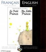 The Little Prince: A French/English Bilingual Reader, Paperback and CD-Audio