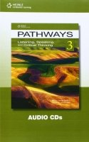 Pathways Listening, Speaking and Critical Thinking 3 Audio CD