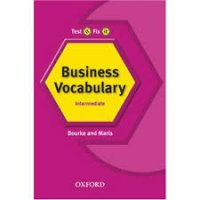 TEST IT, FIX IT BUSINESS VOCABULARY INTERMEDIATE