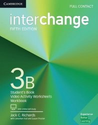 Interchange Level 3B Full Contact with Online Self-Study