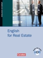 English for Real Estate With Audio Cd