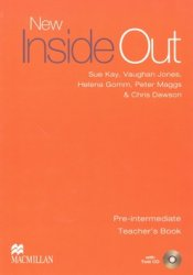 New Inside Out Pre-Intermediate Teacher's Book Pack