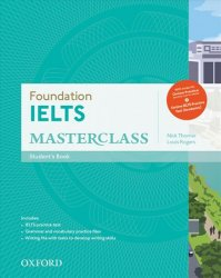 Ielts Masterclass Foundation Student´s Book with Online Skills Practice Pack - Nick Thorner
