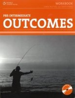 OUTCOMES PRE-INTERMEDIATE WORKBOOK WITH KEY AND CD