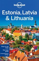 Lonely Planet Estonia,Latvia, Lithuania 7.
