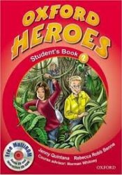OXFORD HEROES 2 STUDENT´S BOOK + MULTIROM PACK