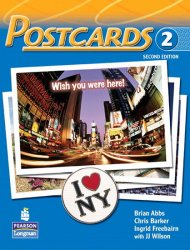 Postcards 2 with CD-ROM and Audio - Abbs Brian;Barker Chris