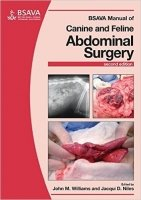 BSAVA Manual of Canine and Feline Abdominal Surgery, 2nd Ed.