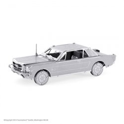 Metal Earth 3D puzzle: Ford Mustang 1965