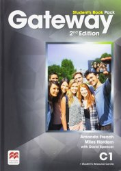 Gateway 2nd Edition C1: Student´s Book Pack - Amanda French