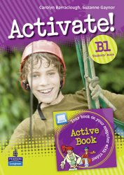 Activate! B1 Students´ Book - Dostupné do vyprodání zásob - Carolyn Barraclough