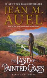 The Land of Painted Caves - Jean M. Auelová