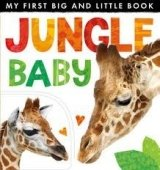 My First Big and Little Book: Jungle Baby (My First Big & Little Book)